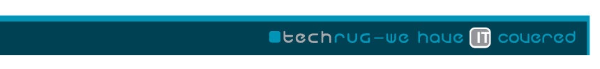 TechRUG - We've got IT covered!
